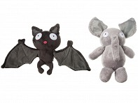 Chimeras: Elephant + Bat - Case of 6