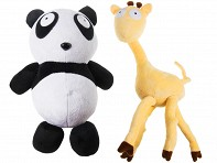 Chimeras: Panda + Giraffe - Case of 6