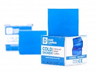 Duke Cannon: Cold Shower Cooling Soap Cubes - Case of 6