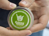 Giddy Organics: Cedar Mint Balm .5 oz - Case of 12