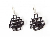 Circuit Dangle Earrings