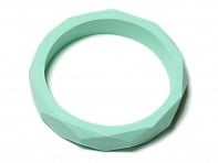 Mama & Little: Finley Silicone Teething Bangle