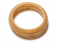 Goldie Silicone Teething Bangle