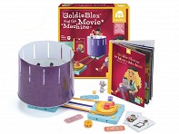 GoldieBlox: Movie Machine - Sample