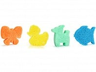 Kids' Sponge Animal - Case of 6