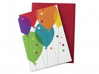 Birthday Single Cards - Case of 6