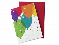 Design With Heart: Birthday Single Cards - Case of 6