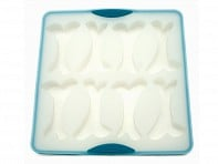 Silicone Bake and Freeze Treat Maker - Case of 6
