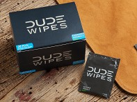 Dude Wipes: Dude Wipes Singles 30pk - Case of 9
