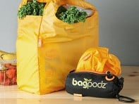 BagPodz: Reusable Bag Set - 5 Pack - Sample