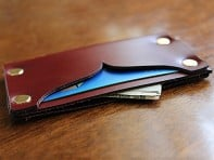 Riveted Cardholder