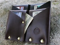 Riveted Wallet