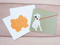 Flavour Design Studio: Animal Greeting Cards