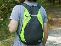 Lewis N. Clark: ElectroLight Backpack - Sample
