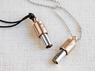 Lovetuner: Mindfulness Tone Necklace - Bronze Bundle - Case of 12