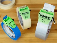 Tadpole: Tape Cutter - Starter Kit (8 of Each Size) - Case of 24