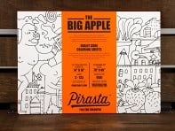 Pirasta: Coloring Sheets Starter Kit - Case of 16