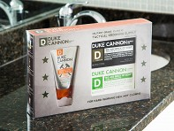 Duke Cannon: Tactical Grooming Supply Gift Set - Case of 4