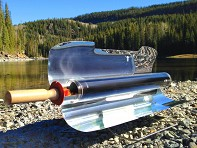 GoSun: Sport Solar Cooker - Sample