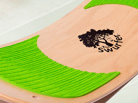 Swurfer: Swingboard SwurfGrip Traction Pads - Sample