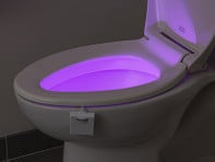 IllumiBowl: Motion Activated Toilet Light - Sample