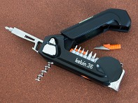 Kelvin Tools: 36-in-1 Deluxe Multi-Tool - Sample