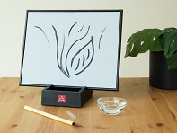 Buddha Board: Original Zen Drawing Board - Sample