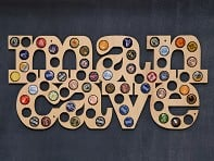 Wooden Shoe Design: Beer Cap Shapes