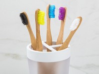 Humble Brush: Retail Starter Kit 4 of each color) - Case of 20