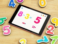 Marbotic: Smart Numbers Interactive Learning Toy - Case of 6