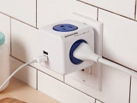 PowerCube: Dual USB Outlet Adapter - Sample