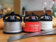 AnySharp: Knife Sharpener Pro Starter Kit - Case of 12