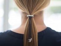 Pulleez: Sliding Hair Tie - Metals - Sample