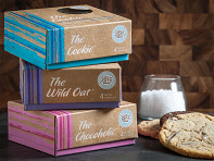 Salt of the Earth Bakery: Cookies - Set of 3 - Sample