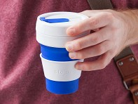 Stojo: Collapsible Travel Mug - Case of 24