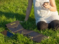 SunJack: Portable Solar Charger