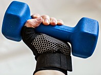Wrist Assured Gloves: Ultra Fitness Gloves