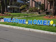 My Yard Card: Welcome Home - Case of 6