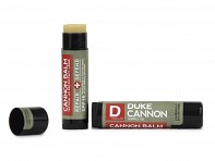 Duke Cannon: Large Cannon Balm Tactical Lip Protectant + Free Display - Case of 10
