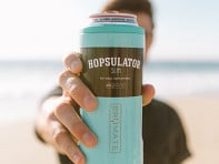 BrüMate: BrüMate Hopsulator Slim Insulated Slim Can-Cooler