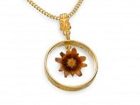 The Blessing Flower: Circle of Life Necklace