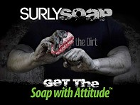 SURLY Soap: Heavy Duty Hand Soap Scrubber - Case of 6