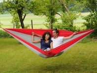 Byer of Maine: Traveller Hammock Double XXL - Red