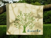 Tree of Life Throw - Ivory Combo