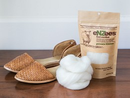 eNZees Foot Soother: Wool Blister Relief - Multi Activity Pack - Case of 30 -