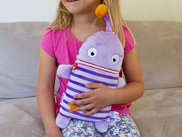 Worry Eaters: Plush Comfort Creatures -