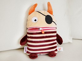 Worry Eaters: Plush Comfort Creatures + Free Display - Case of 24 -
