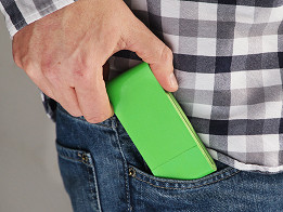 RediTape: Pocket-Sized Duct Tape - Case of 10 -
