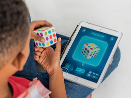 Cube-Tastic!: Augmented Reality Puzzle Cube - Case of 6 -