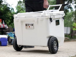 RovR: High Performance Cooler with Wheels -